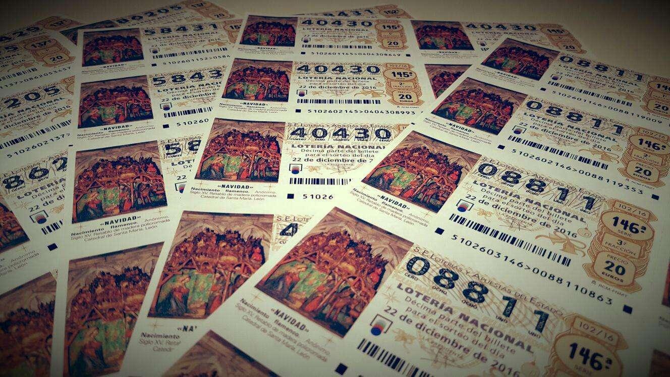 ¿Cuáles son las probabilidades de ganar el 'Gordo' de la Lotería de Navidad?